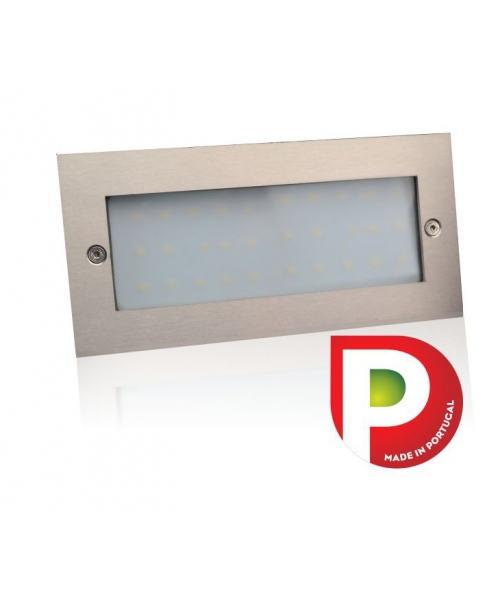 Outdoor Wall Light Brushed ESL7003IN