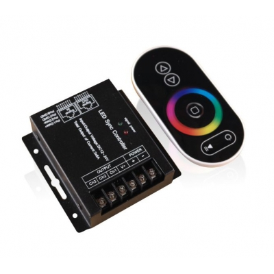 Radio Frequency LED Tape RGB Controller ESL0103